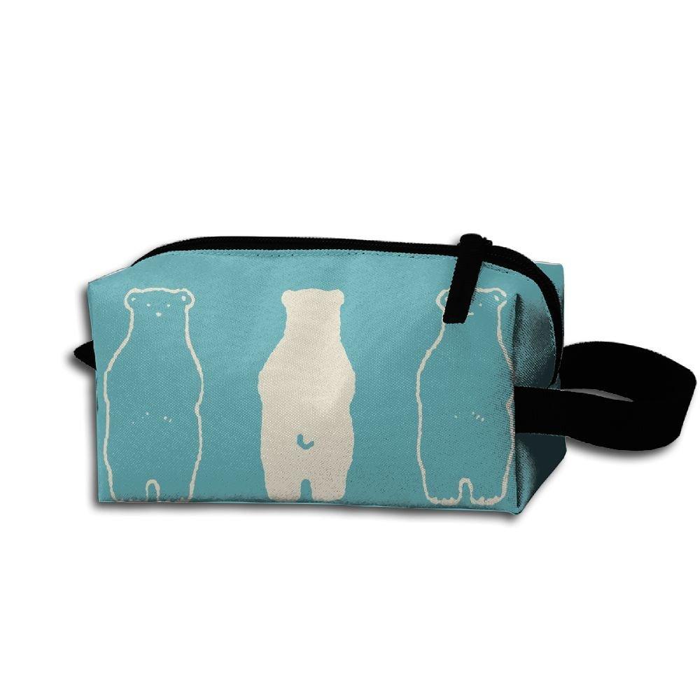 【正規品質保証】 cnjellaw Polar B07G2LP7RL Bear Toiletry Hanging Polar Cosmetic Bag印刷メイクアップアクセサリーポーチTravel Toiletry Case B07G2LP7RL, ネイルスタイル:d721b220 --- arianechie.dominiotemporario.com