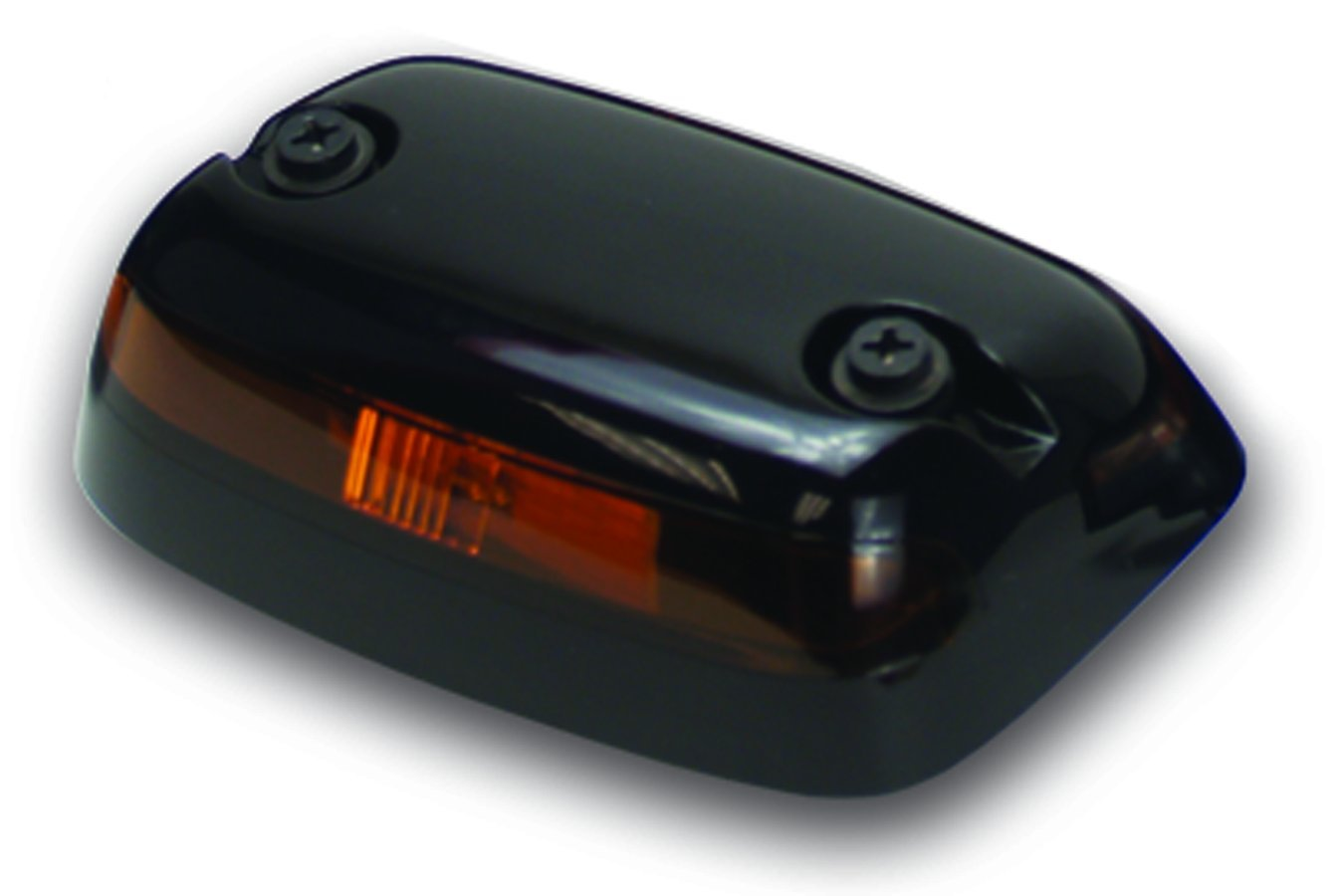 Pacer Performance 20-265AD Hi-Five Amber Chevy Style Drive Side Cab Roof LED Light