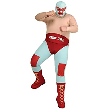 Rubies Costume Co Nacho Libre Adult Halloween Costume Size Xl