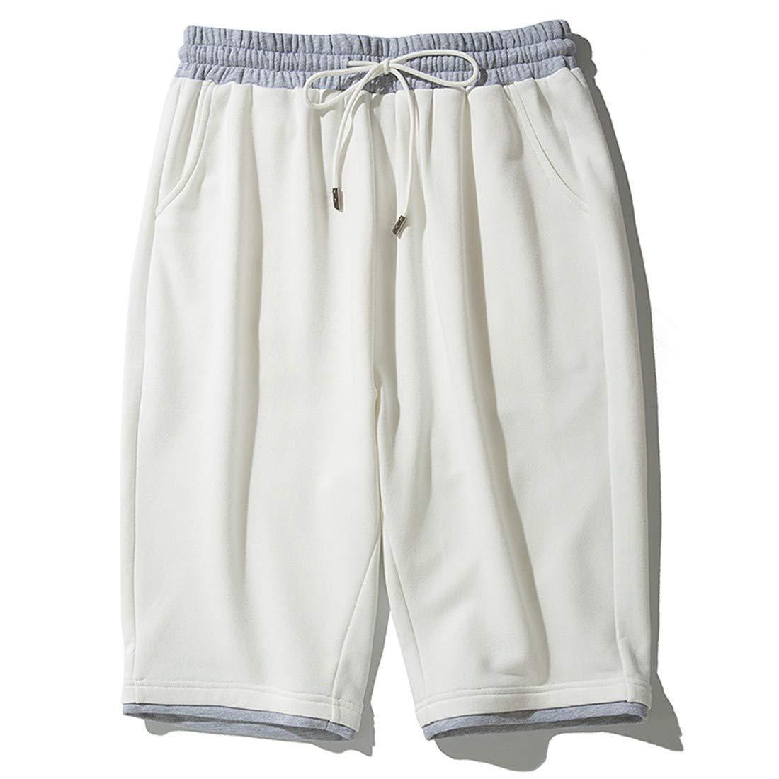 Pantalones de chándal Casuales de Verano Sueltos más Fertilizantes ...