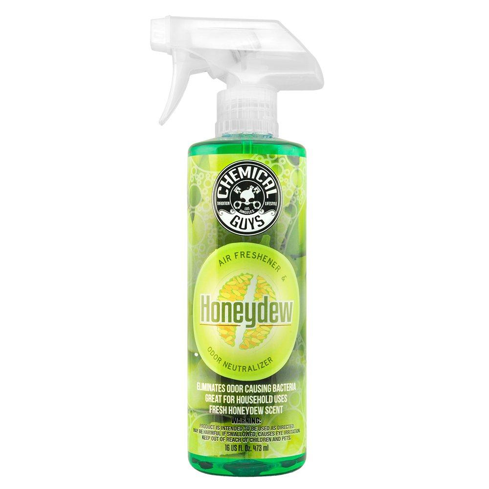 Chemical Guys AIR_220_16 Honeydew Premium Air Freshener and Odor Eliminator (16 oz) by Chemical Guys