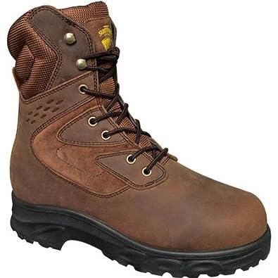 23ed804f7e6 Herman Survivors Jason II Men's Safety Work Boots, Brown