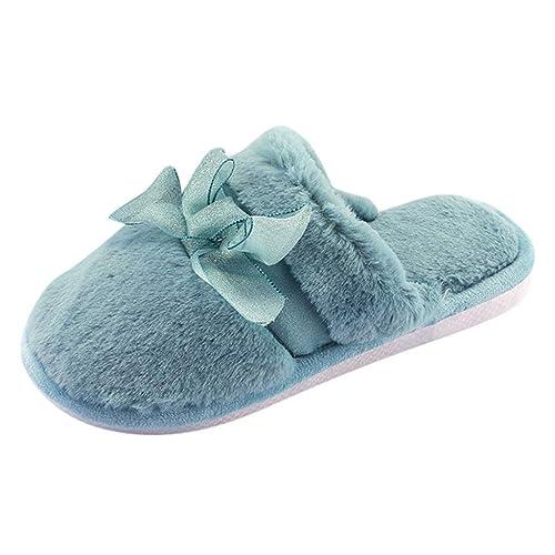 Zapatillas de casa de Mujer Zapatos de Lino de Verano ...