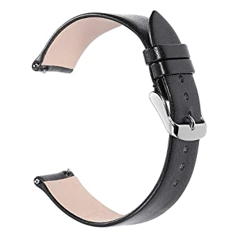 Watches 18mm 20mm 22mm Quick Release Watchband For Montblanc Men Women Watch Band Genuine Leather Strap Stainless Steel Buckle Bracelet