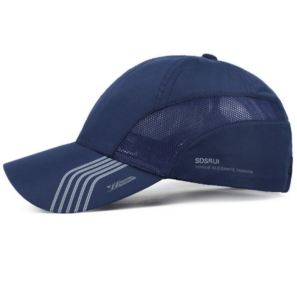 CATOP UV Schutz Baseballm/ütze Sport Trucker Cap Verstellbar Schnelltrocknende H/üte f/ür Damen und Herren