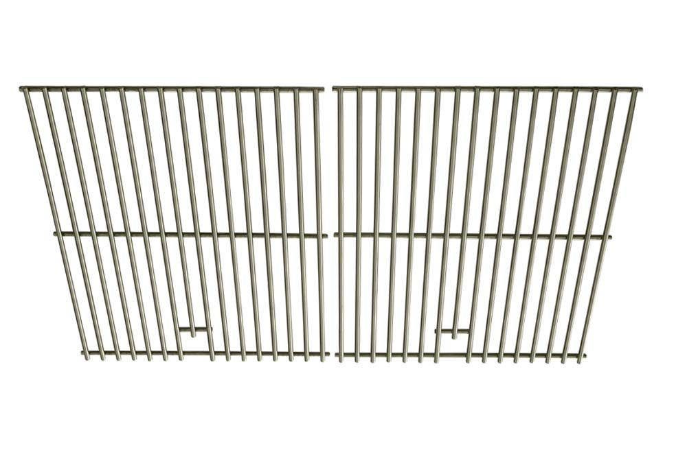 Stainless Steel Cooking Grid for 3100, 3200, 3073101, Affinity 3100, 31421001, Afinity 3200, Affinity 3300, Affinity 3400, Affinity 4100, 4100 Gas Grill Models, Set of 2 Grill Parts Zone