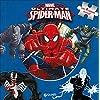 Ultimate Spider Man Libro Puzzle Ediz A Colori
