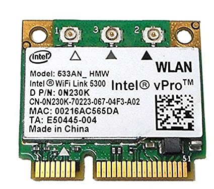 802.11a/b/g Wireless LAN miniPCI Card Driver Windows