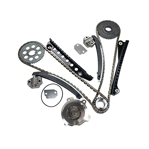Amazon Com Moca Timing Chain Kit Water Pump For 02 11 Ford E 150