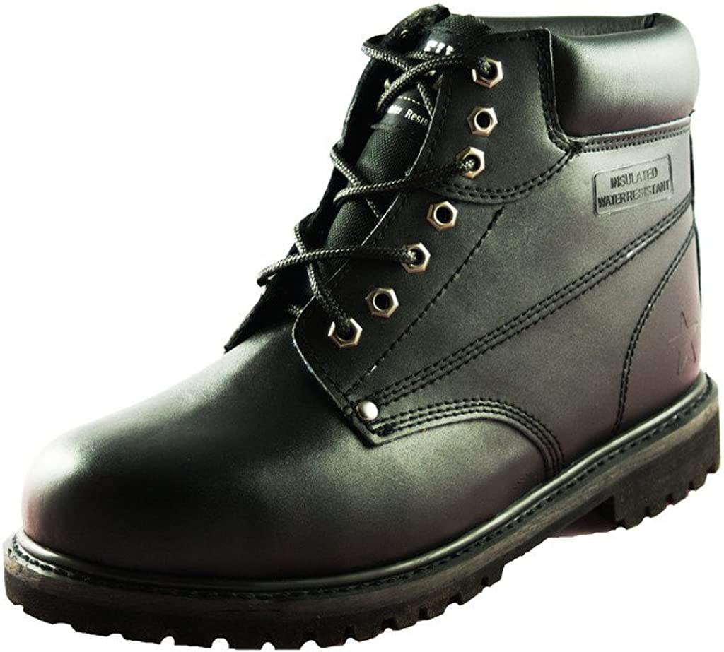 Oil Resistant Shoes ST Non Slip Work
