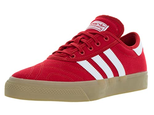 on sale 72571 e24aa adidas Hombre Adi-Ease Premiere Skate Zapatos, Color Rojo, Talla 43 1