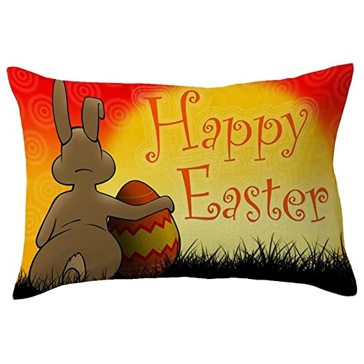 Almohada de Pascua funda de cojín (30 x 50 cm ronamick EI ...