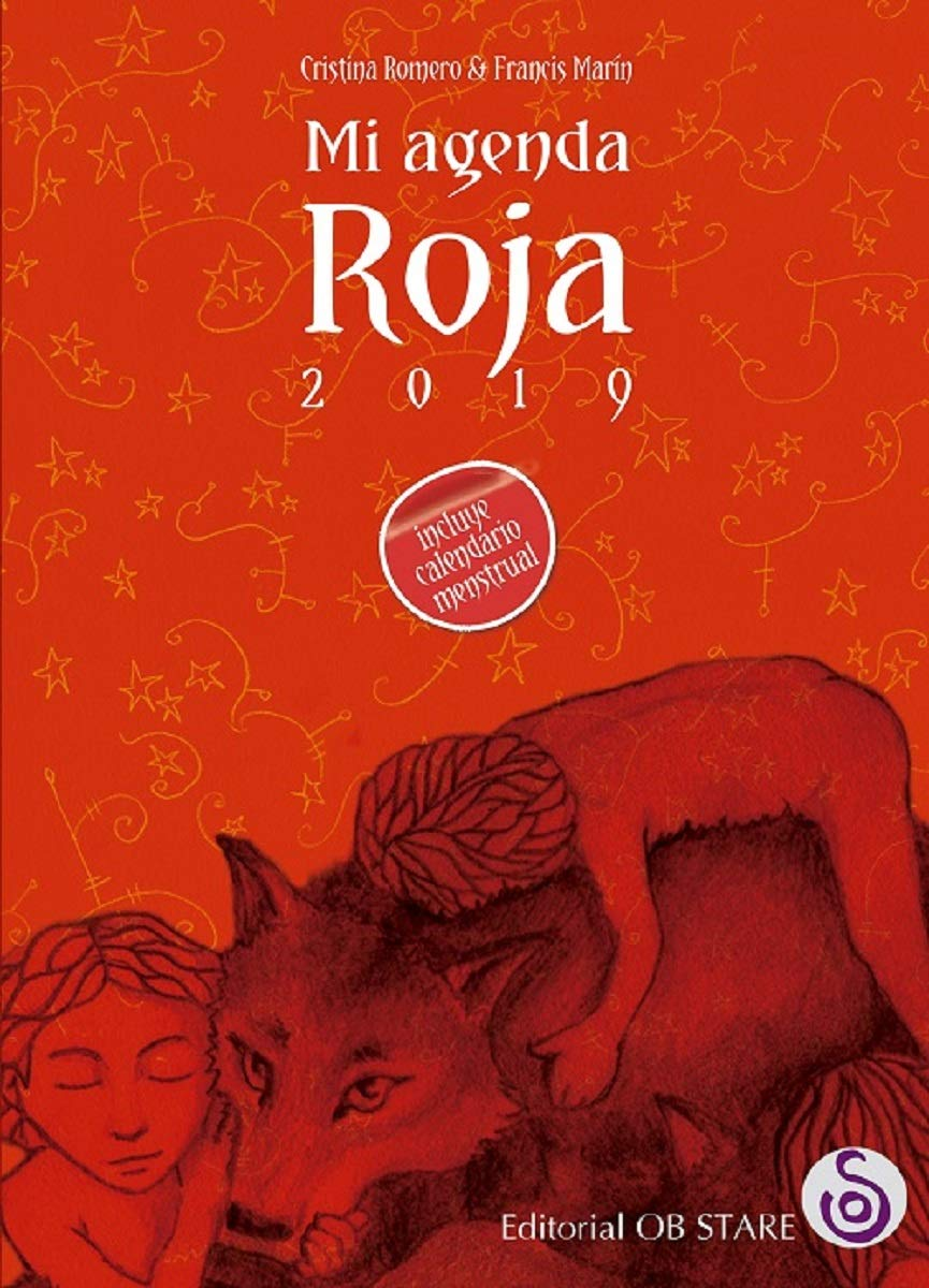 Mi agenda roja 2019: FRANCIS/ROMERO, CRISTINA MARIN ...