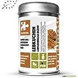 NATURTEIL – BIO Gewürzmischung Lebkuchengewürz - 1 x 50 g Dose - Bio - Gewürz in Streudose, Gewürzdose