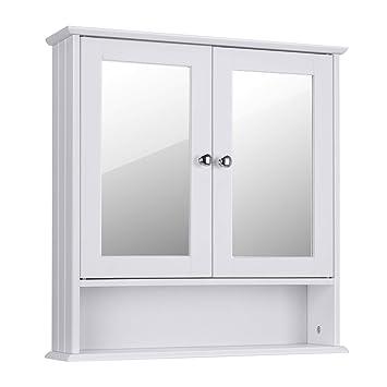 . Amazon com  ChooChoo Bathroom Medicine Cabinet 2 Door Bathroom Wall