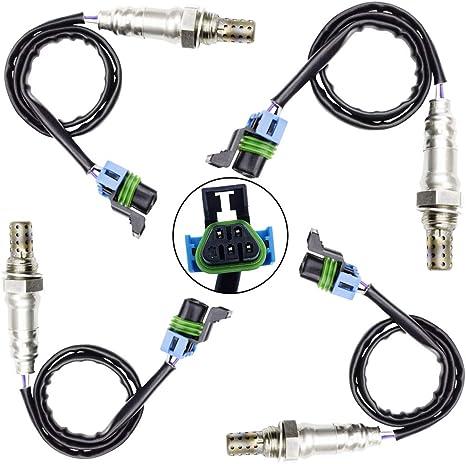 Downstream O2 Oxygen Sensor For Buick Enclave Chevy Traverse GMC Acadia 3.6L