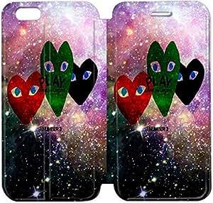iPhone 6 6S 4,7 pulgadas funda DHPFGJOIY8029 Flip funda y Stand por iPhone 6 6S 4.7 pulgadas - Comme des Garçons