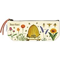Cavallini Papers & Co. Bees & Honey Mini Pouch, Assorted