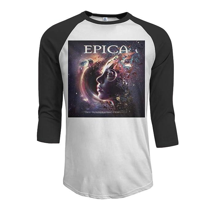 Shirts & Hemden Epica The Holographic Principle T-shirt T-shirts