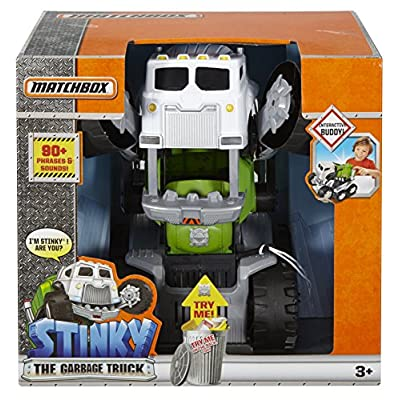Matchbox Stinky Vehicle: Toys & Games