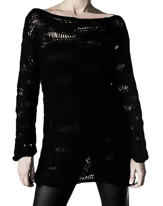 Jersey Mujer Tejer Arriba Top Suéter De Punto Camisas Camisa De Manga Larga Elegantes Primavera Otoño
