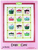 Amy Bradley Designs ABD266 Dogs and Cats Quilt Pattern