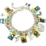 Athena Brand Broadway Musicals Charm Bracelet Quality Cosplay Jewelry Broadway Musical Series with Gift Box