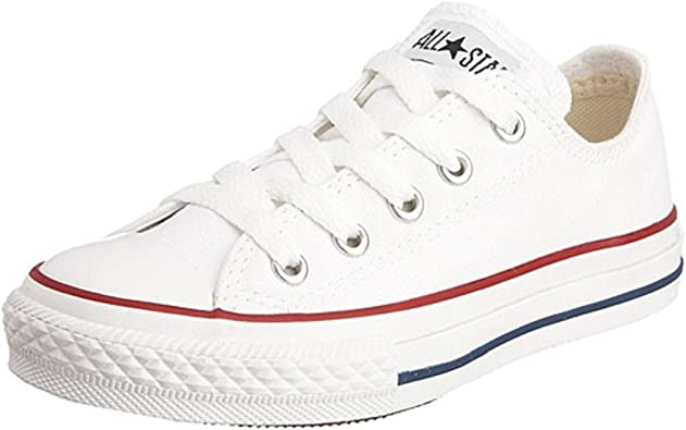 Adjunto archivo Excluir Agotar  Amazon.com: CONVERSE ALL STAR CHUCK TAYLOR OX LOW OPTICAL WHITE 3J256  UNISEX SHOES: Shoes