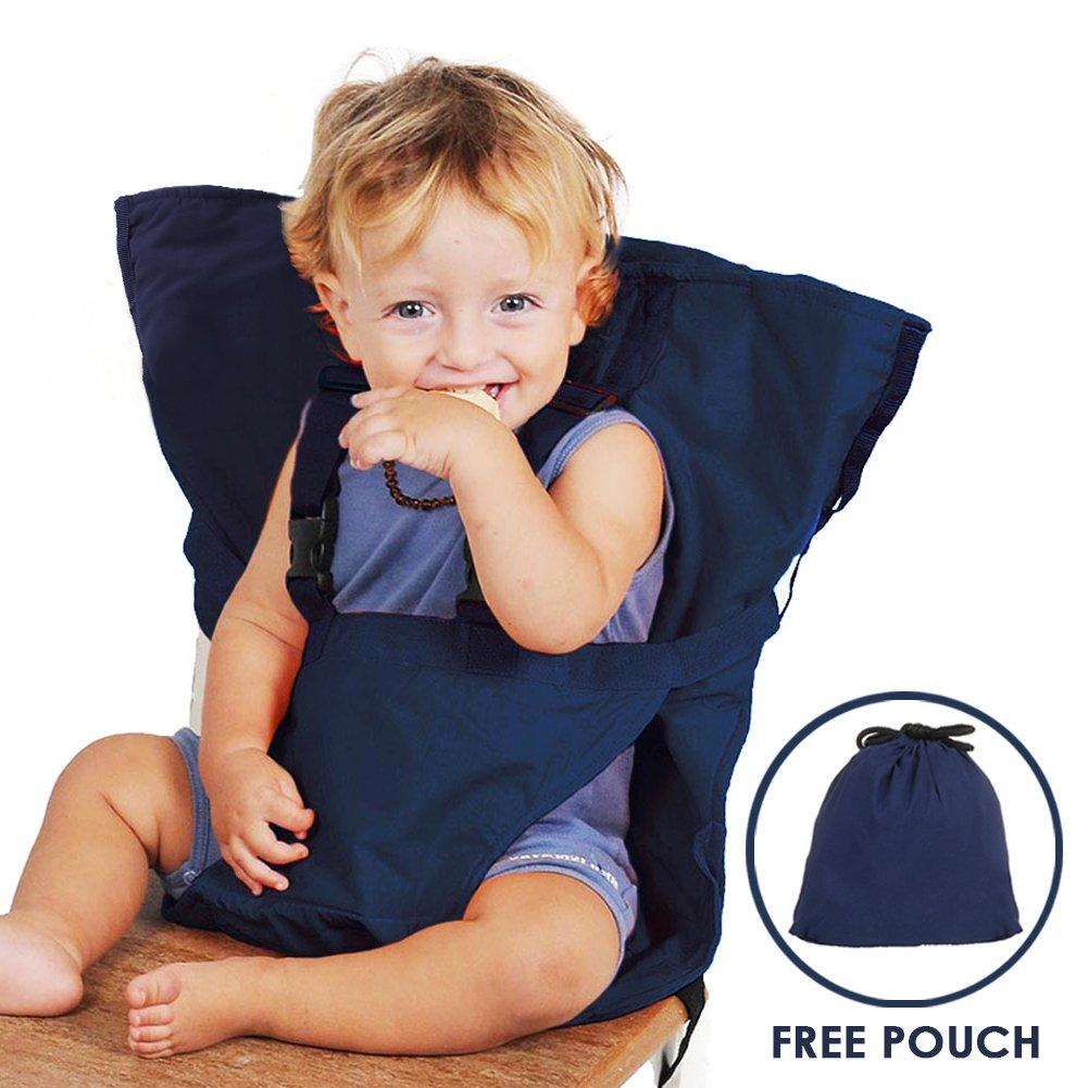Amazon Com Baby Highchair Harness Portable Travel