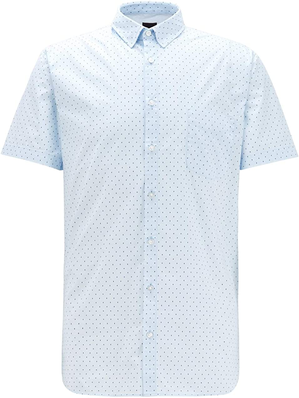 Hugo Boss Mens Casual Button Down Shirt