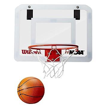 Wilson WTBA00219 Minicanasta de Baloncesto NCAA Showcase ...