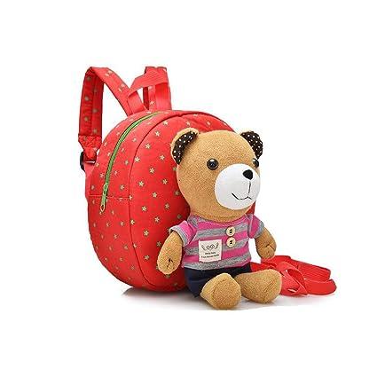Amazoncom Baby Backpack Safety Leash Toddlerpreschool Backpack