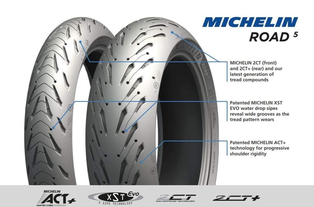 Michelin 441445-190//55//R17 75W E//C//73dB Ganzjahresreifen
