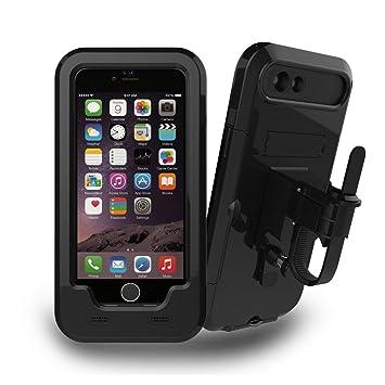 46d5d224be4 iPhone 6/6S Plus Bicicleta Soporte, JEMACHE Bicicleta/Soporte de Manillar de  Bicicleta