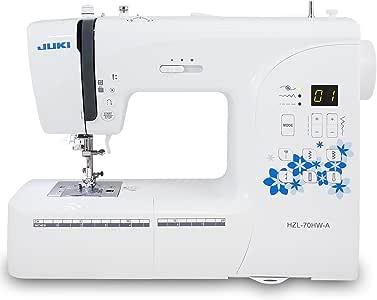 Juki HZL-70HW - Máquina de coser: Amazon.es: Juguetes y juegos