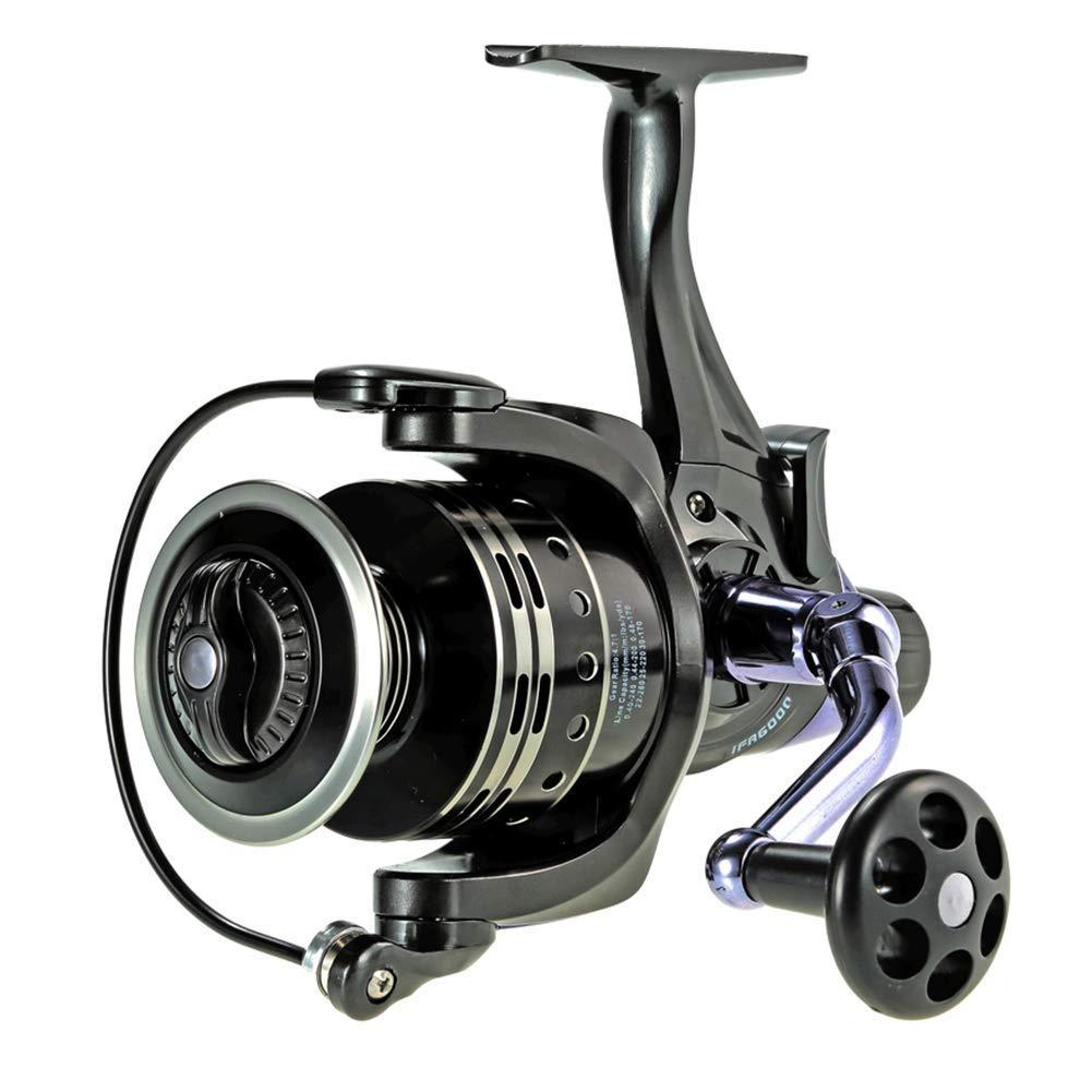 L&WB 111BB Spinning Fishing Reel GT4 GT4 GT4 7 1 Right Left Handle Dual Brake System Carp Fishing Tackle All-Metaldraht Cup B07NZ33SB4 Rollenzubehr Kostengünstig ef65d8