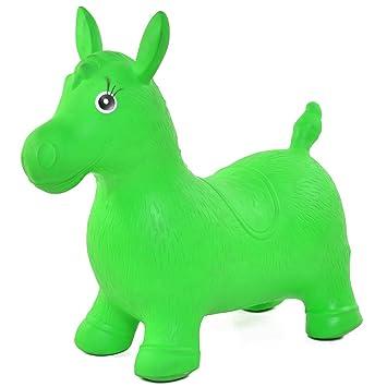BigTree Happy animales hamaca espacio Hopper hinchable caballo ...