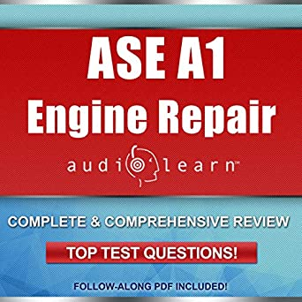 Amazon com: ASE Engine Repair Certification Test (A1