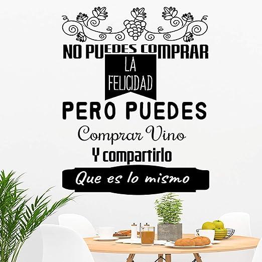 Docliick Frase Vinilo Para Cocinano Puedes Comprar Decoración Cocina Bar O Restaurante Vinilos Decorativos Con Frases Motivadoras Docliick