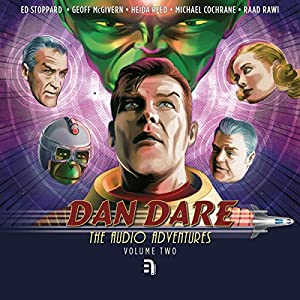 Dan Dare: The Audio Adventures - Volume 2 Performance