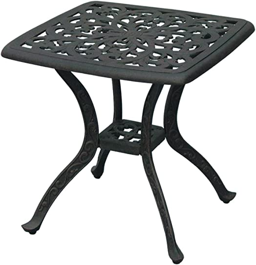 Darlee Series 80 Patio Round End Table