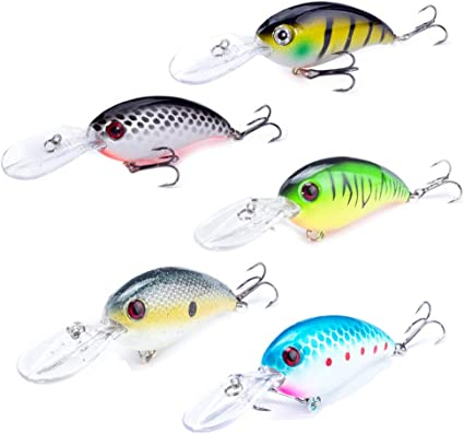#6 Shad NEW FREE SHIPPING Todd/'s Wiggle Minnow