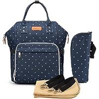 Multifunción pañal bolsa de pañales cambiador de viaje