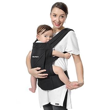 MixMart Portebébé Ventral Et Dorsal Randonnée En Sac à Dos - Porte bébé ventral et dorsal