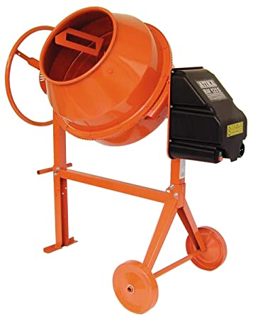 Betonmischer Zementmischer Mörtelmischer CM 160L 550 Watt