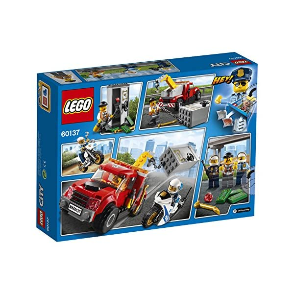 LEGO City - Autogrù in Panne, 60137 5 spesavip