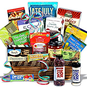 Amazon gluten free gift basket premium gourmet snacks and gluten free gift basket premium negle Image collections