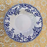 QPGGP-Plate British blue and white porcelain, Chinese and Western coffee cups,E