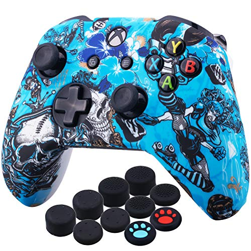 Printing Rubber Silicone Xbox One Controller product image