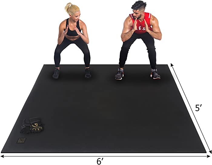 Top 10 Rubber Exercise Mats For Home